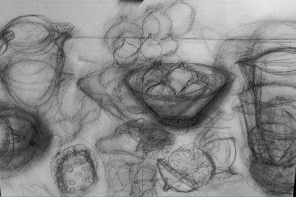 Table top drawing