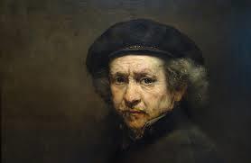 rembrarndt self portrait 1659