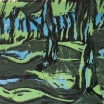Nantucket trees 3 colours
