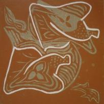 14 Rhino Khaki, orange